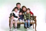 ファミリーフォト・埼玉県さいたま市浦和区の写真スタジオ&貸衣裳・スタジオ808&はまや衣裳店