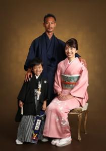 七五三 家族写真 さいたま市浦和