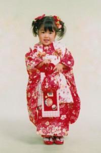 七五三 3歳 さいたま 浦和