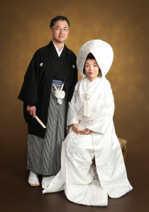 フォトブライダル 結婚写真 白無垢 かつら さいたま 浦和