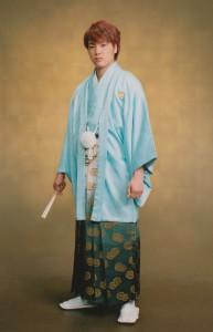 成人式 紋付袴 写真撮影 前撮 さいたま 浦和