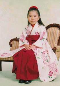 卒園式 袴 子供