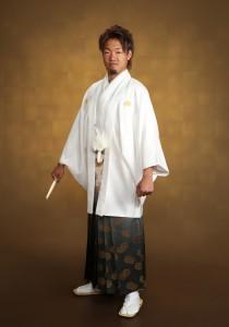 成人式 紋付き袴 写真 さいたま 浦和