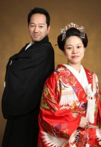 色打掛 結婚写真撮 さいたま 浦和