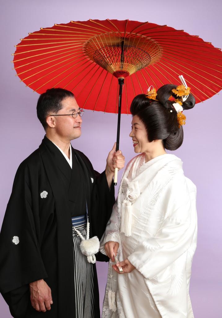 白無垢 結婚写真 フォトウェディング 浦和