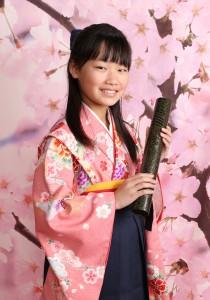 小学生 卒業袴 さいたま 浦和