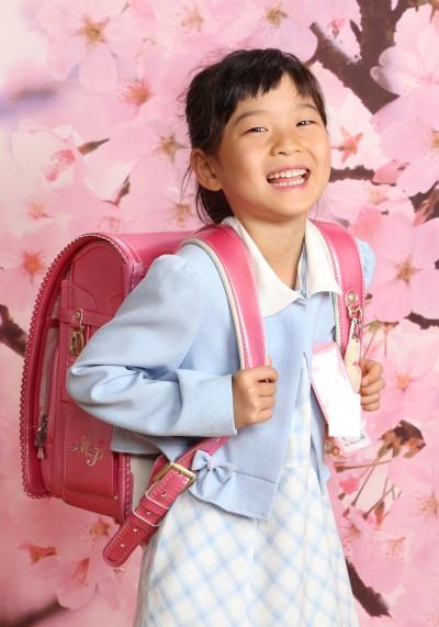入学フォト 写真 さいたま市浦和