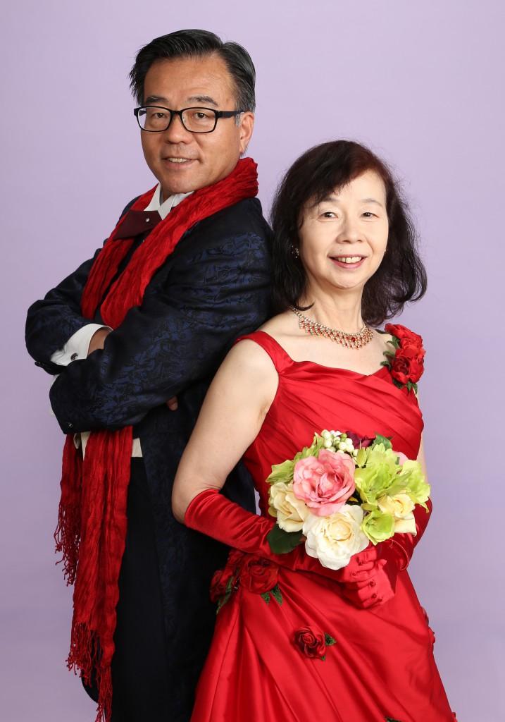 還暦ドレス 写真 さいたま 浦和
