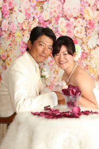 結婚記念フォト フォトブライダル