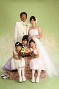 結婚記念フォト